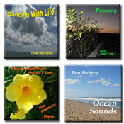 Don Shetterly Relaxing Music CD