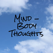 Mind Body Thoughts Blog Logo Don Shetterly